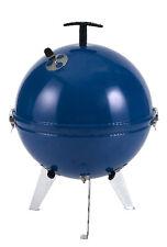 """Tepro 1148 Mini-Kugelgrill """"Crystal"""" blau"""