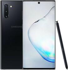 Samsung Galaxy Note10 SM-N970F/DS - 256GB - Aura Black (Ohne Simlock) wie NEU