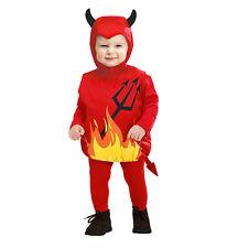 Costume da Diavoletto in Taglia 1/3 anni WIDMANN