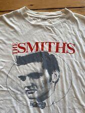 Original The Smiths Shoplifters Of The World Vintage Promo Shirt Morrissey OG