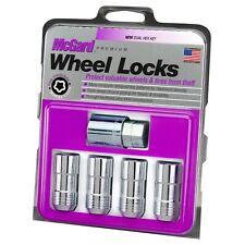 McGard Locking Lug Nuts Wheel Locks 14x1.5 22mm Hex Chevrolet GMC 1500 2500