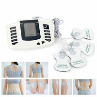 Tens Unit Electronic Pulse Massager Muscle Stimulator For Pain Relief Therapy GZ
