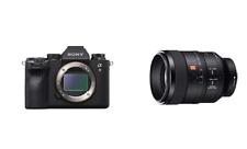 Sony a9 II Mirrorless Camera: 24.2MP Full Frame Digital Camera with SEL100F28GM