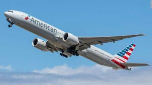American Airlines Flight Travel eVoucher Credit Certificate worth $1150
