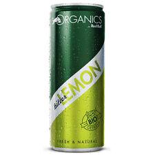 Red Bull Organics Bitter Lemon | 1 Tray - 24 DOSEN | á 250ml (€ 0,76 pro 100 ml)