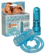 Anello fallico vibrante Looping Penisring Sexy shop anello x_pene vibrazione xxx