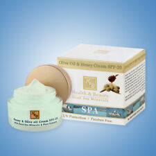 Health and Beauty Olive Oil & Honey Cream SPF-20