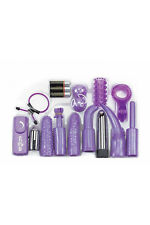 KIT SEXTOYS DIRTY DOZEN SEVEN CREATIONS COFFRET VIOLET PLAISIR INTIME COUPLE FUN