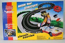 ZP004 JOUEF ARTIN 1020 Circuit RC 2 voiture Mon 1circuit complet NEUF Porsche