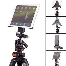 """1/4"""" Adaptador De Trípode Montaje 4 Clavijas + soporte para Apple iPad/Pro 9.7"""" Air"""