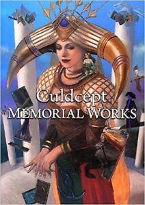 Culdcept Memorial Works Art Book Japan Game Japanese 2013