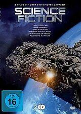 Science Fiction Box (6 Filme auf 2 Dvds) | DVD | Zustand gut