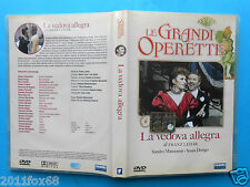 teatro opere le grandi operette la vedova allegra franz lehar sonia dorigo opera