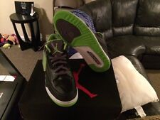 AIR JORDAN RETRO 3 STEALTH JOKER DS SZ 10.5 W/RECIEPT Foamposite DOERNBECHER