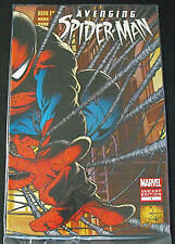 AVENGING SPIDER-MAN #1-LIMITED 1:50QUESADA VARIANT COVER-POLY-BAGGED-NM- 9.2