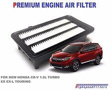 PREMIUM QUALITY ENGINE AIR FILTER For 2017 - 2020 HONDA CR-V 1.5L TURBO EX EX-L