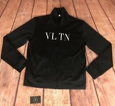 "Valentino VLTN Track Jacket Black XL - 22"" Pit To Pit £650"