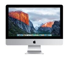 "Apple MK442LL/A iMac 21"" 2.8GHz Core i5 8GB RAM 1TB HDD 10mos AppleCare"