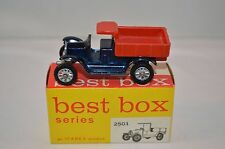 Bestbox Best Box 2501 T Ford Pick - Up truck very near mint in box