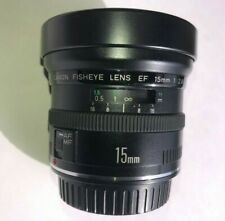 Canon EF 15mm f/2.8 Fisheye Lens for Canon SLR Cameras
