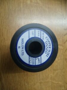 Niglon 5 Amp Tinned Copper Fuse Wire 100g SWG 35 285 mtrs