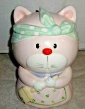 Doraemon Pink Cookie Jar Maid Japan anime kawaii Manga Hello Kitty Cat Japanese