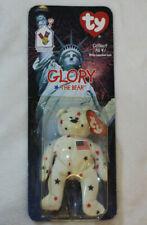 Glory The Bear New In Box Ronald McDonald House TY Tush Tag Errors Rare Vintage