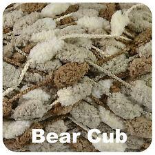 Sirdar Snuggly Sweetie Yarn 200g Ball Shade 0409 Bear Cub