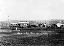 "Photo 1900s Australia ""North Ipswich Railroad Shops"""