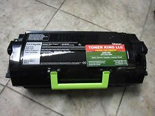10 x 25K Remanufactured Lexmark MS710 MS711  MS811 MS812 High Yield Toner 521H