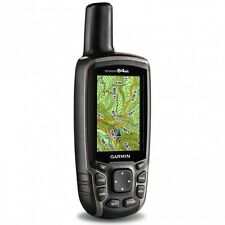 GARMIN GPS MAP 64ST GPS PORTATILE - DISPLAY A COLORI - ART. 010-01199-21 NOVITA'