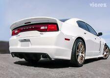Vicrez Dodge Charger 2011-2014 Premier Polyurethane Rear Wing Spoiler
