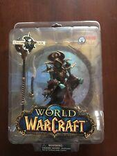 World of Warcraft non morti Warlock Statuina/Figura in buonissima condizione