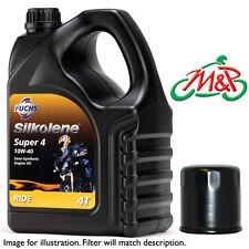 Gilera VX 125 Runner 2003 Super 4 Oil and Filter Kit