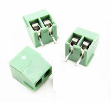 15pcs KF350-2P 3.5mm Pitch 2 pin Straight Pin PCB Screw Terminal Blocks