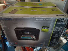 NEW HP WF-3540 Wireless All-In-One Color Inkjet Printer Scanner