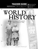 World History - Teacher by James P. Stobaugh