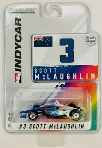 1:64 2021 Greenlight Scott McLaughlin #3  Team Penske PPG IndyCar Diecast