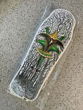 Powell Peralta Bones Brigade 10 HAWK Old School Reissue Skateboard Deck WHITE