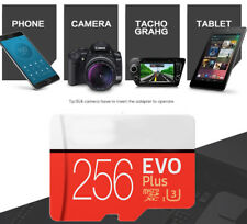 256GB For SAMSUNG Micro SD Card Class 10 MicroSD SDHC SDXC Flash Memory TF Card