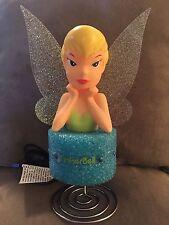 NIB Beautiful Kids Disney Tinker Bell Lamp/Unique/Perfect For Bedroom!