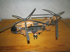 Gi Joe Hélicoptère Tomahawk 1986 complet