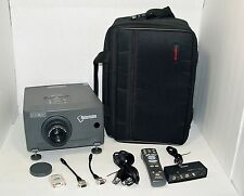 Sharp Digital Notevision XG-NV2U LCD Projector Bundle Remote Control Case 1877hr
