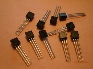 2SA1085E 10 PCS, AUDIO IMPUT LOW NOISE HIGH C/B C/E VOLTAGE (120V) AMPLIFIER