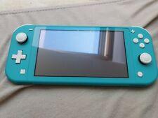 Nintendo Switch Lite 32 Go Console - Turquoise + housse protection et ecran