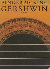 Fingerpicking Gershwin Guitar Arrangements by John Miller  Free Shipping!