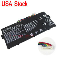 New AC15A3J Battery For Acer Chromebook R11 CB5-132T CB3-131 C738T / 11 CB3-131