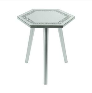 Leonardo Collection Multicrystal Table Hexagonal Home Decoration New Gift 40cm