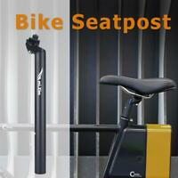 Aluminium Alloy Mountain Bike Seat Post Tube MTB Bicycle Cycling Bike Seatpost