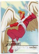 2019 Flair Marvel Flairium Tier 2 #103 Angel Short Print SP Odd 1:4